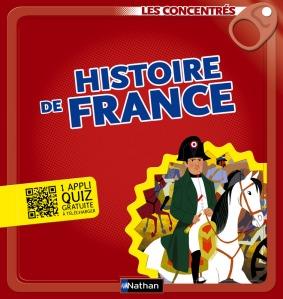 concentrés histoire de france