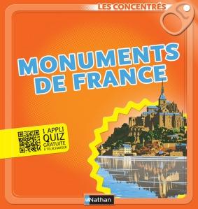 concentrés monuments france